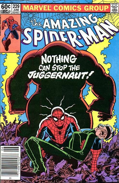 Issues: Amazing Spider-man #229-230, Marvel Comics
