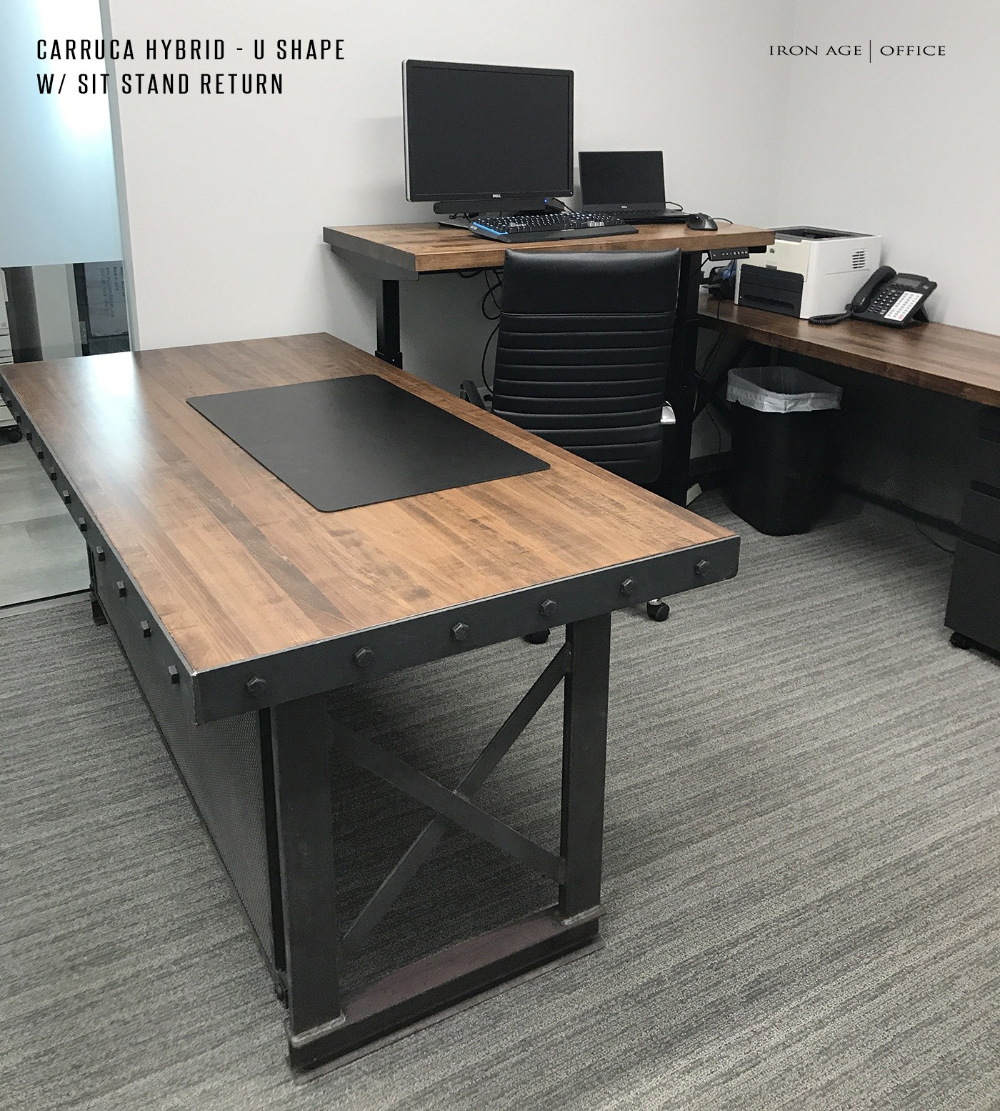 Carruca desk office Ironageoffice While These Were Some Of The Tips And Tricks For Buying The Right Custom Furniture Quora What Do People Look For In Office Furniture Quora