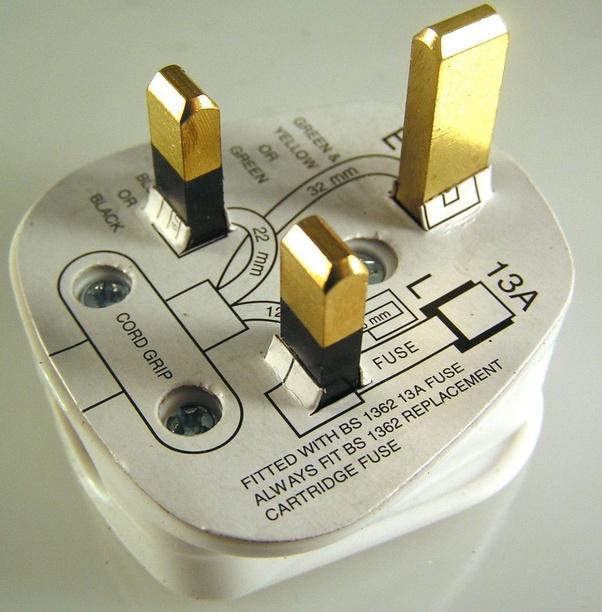 Can I replace the UK plug on my fridge (UK)? - Quora