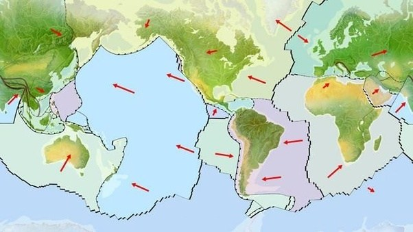 Were the continents floating on water during continental drift how were the continents floating on water during continental drift how did the continents move from one place to another at the time of continental drift gumiabroncs Image collections