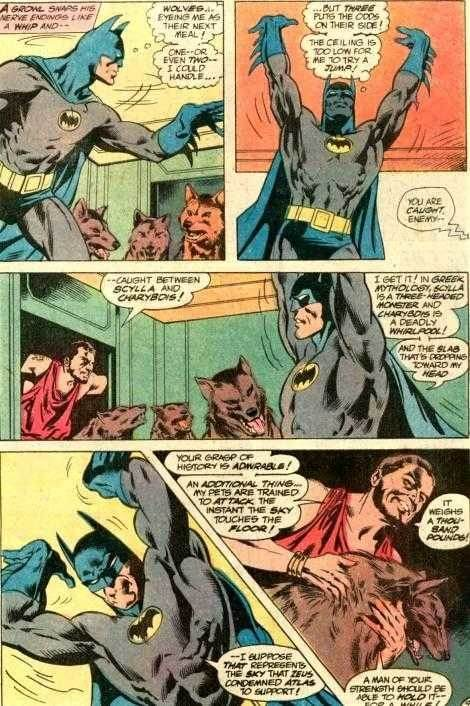 How Much Do You Think Batman Can Lift Quora