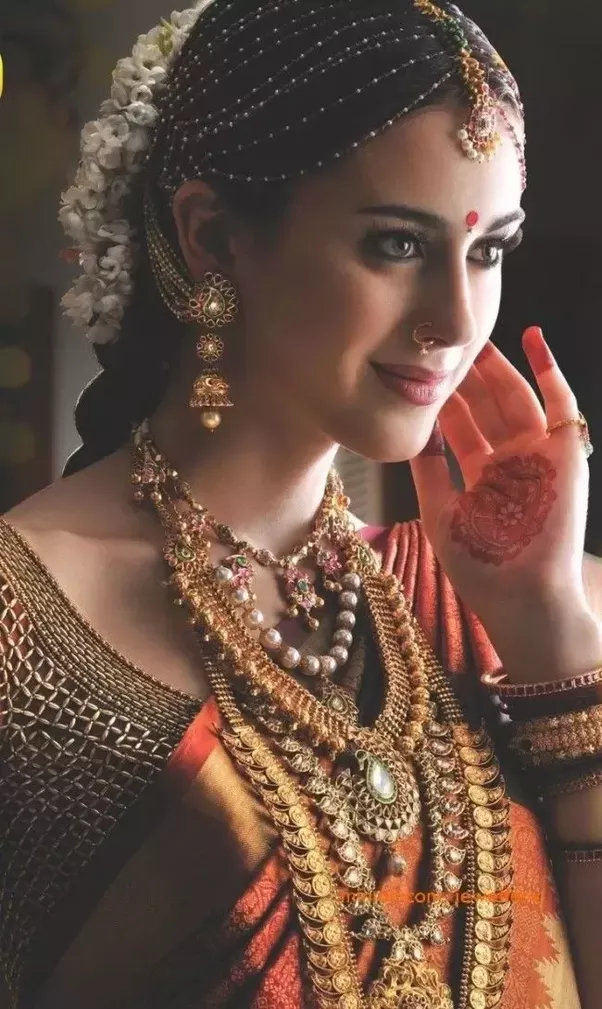 Which country women are wearing jewelry the most? - Quora