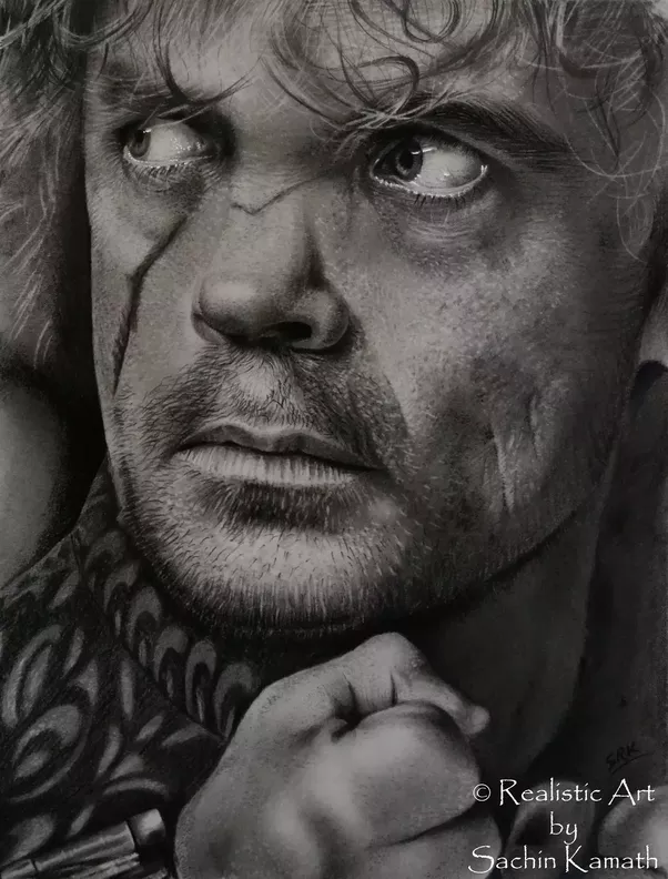 For more of my realistic pencil drawings follow me here
