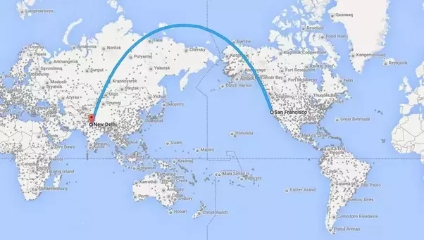 What is the world\'s longest non-stop flight? - Quora