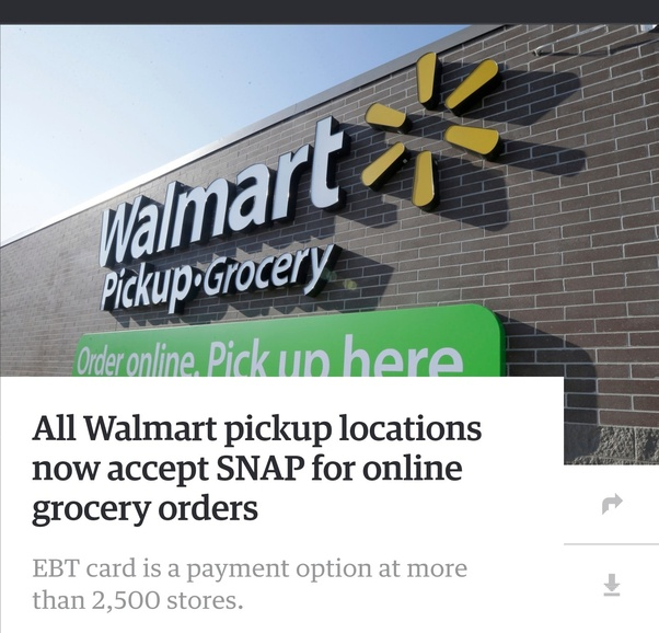 What Are Some Places That Accept Food Stamps?