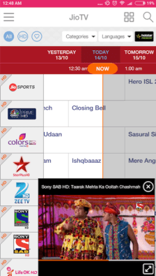 How to watch a color TV live on a mobile - Quora