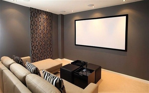Another Great Option Is A Media Room I Love The Idea Of A Room Completely Dedicated To Movies You Can Sound Proof Your Room Install Surround Sound