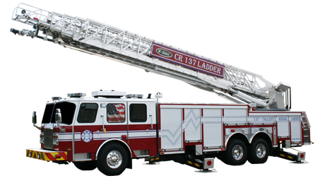What is the length of a fire engine ladder? - Quora