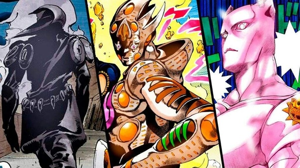 Is There Any Reason Or Theme That Connects A Stand And Its Requiem Ability Quora Find jojo stand arrow from a vast selection of animation art & characters. stand and its requiem ability