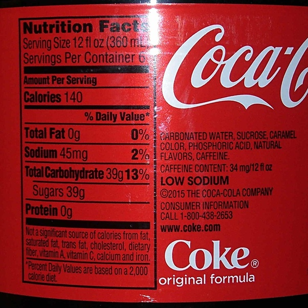 Does Coca-Cola and Pepsi have the same