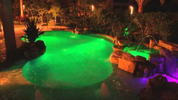 lighting choices. Lighting Your Pool, Whether You Use LED Lighting, Underwater Or  Color Changing Lights, Will Add Amazing Ambiance And Aesthetic Appeal To Lighting Choices