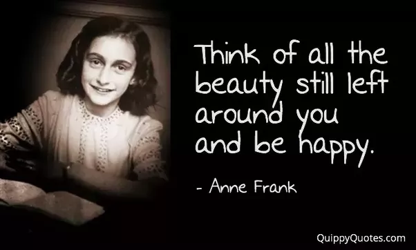 Who is Anne Frank? Why is she so famous? - Quora