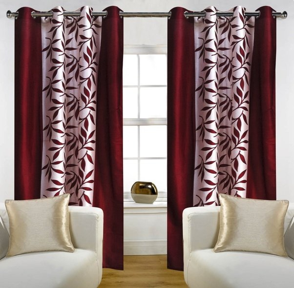Curtains Are Considered To Be The Most Important Utility And Designer Room Furnishing Item