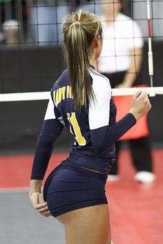 Do girls wear underwear under volleyball shorts
