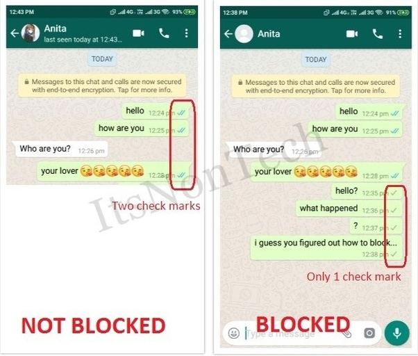 How to know if I'm blocked on WhatsApp - Quora