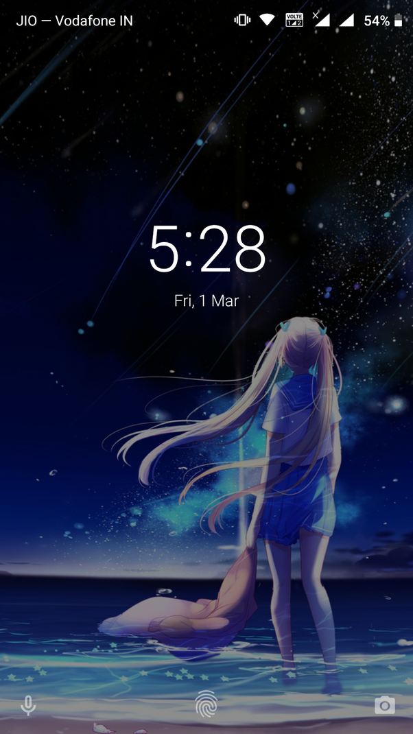 What Are Some Of The Best Anime Wallpaper You Have On Your