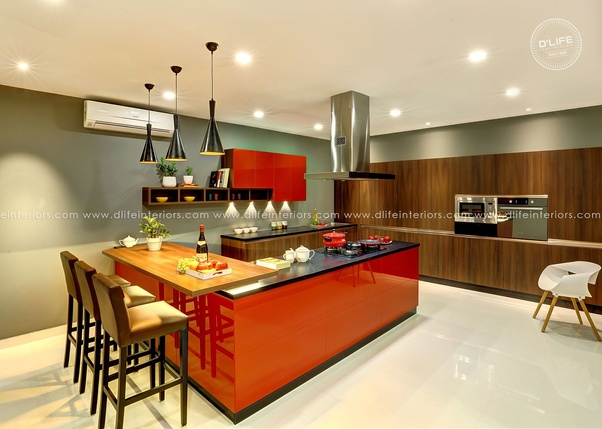 Due To The Ease Of Systematic Organization, Modular Kitchens Have Become A  Go To Kitchen Layout For The Indian Consumers As Well As The Interior  Designers.
