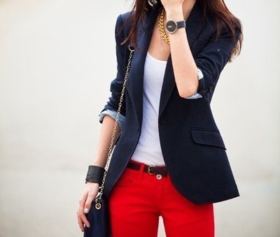 Source How To Wear A Blazer For Casual Look Without Looking Too Professional