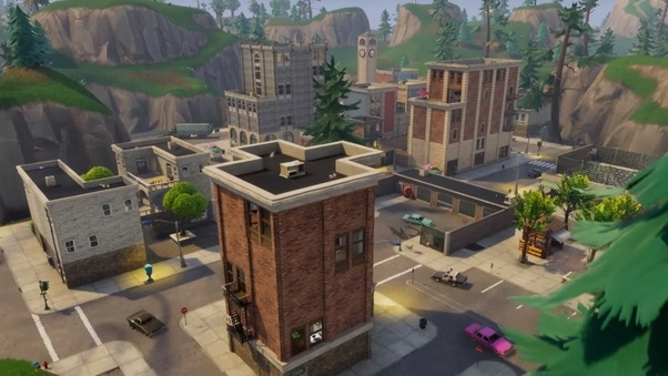 and minor locations that are great for dropping as a beginner however let me first go over the worst locations to land in as someone completely new - best place to drop in fortnite battle royale