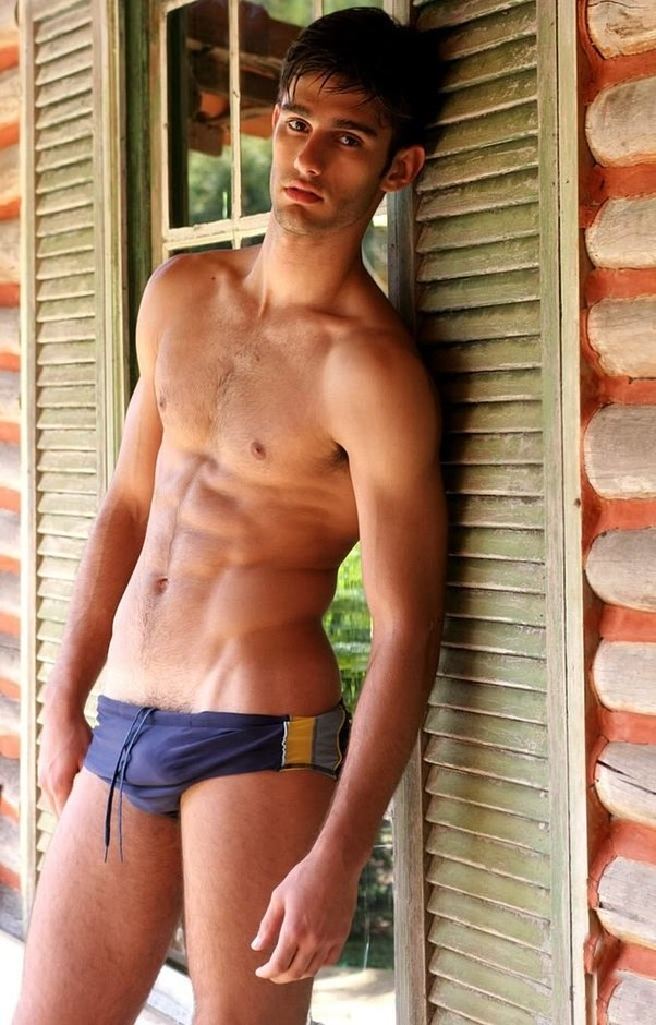 Nude young men online