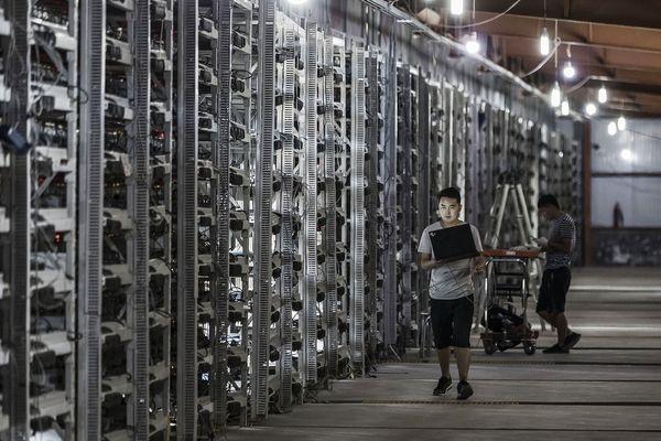 quietest cryptocurrency mining setup