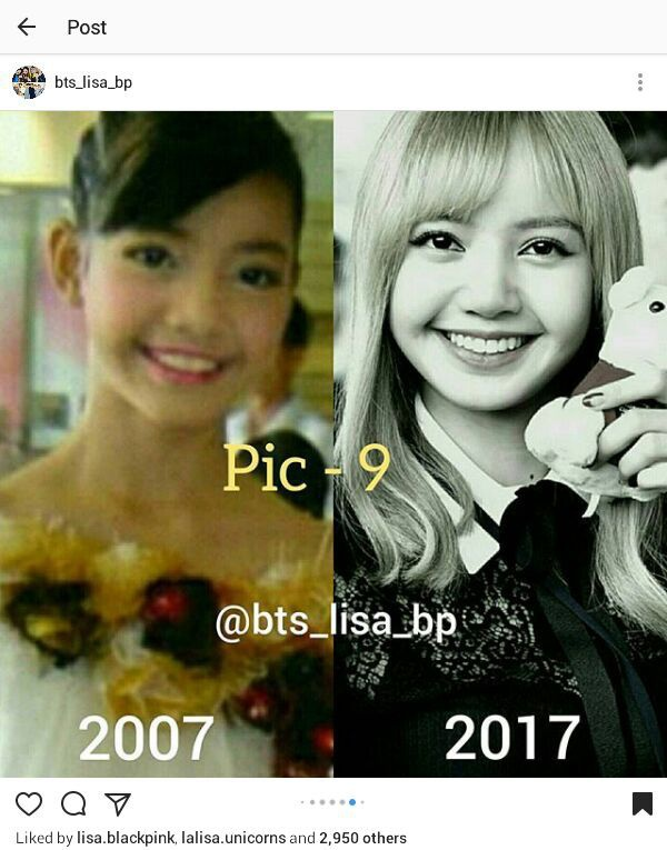 Can you show me proof that Lisa didn't do plastic surgery? - Quora