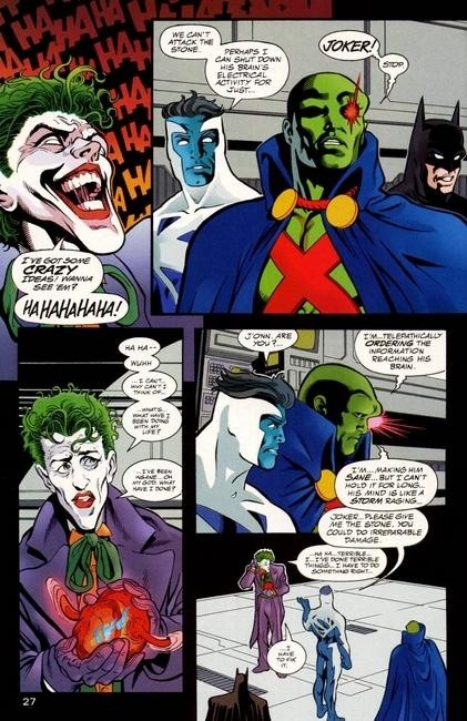 If The Joker And Charles Xavier Are In The Same Universe -2408