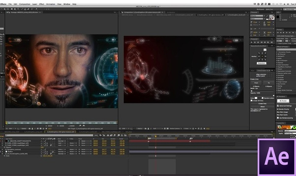What are the top VFX software used in movies? - Quora