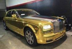 How much is a golden Rolls Royce? - Quora