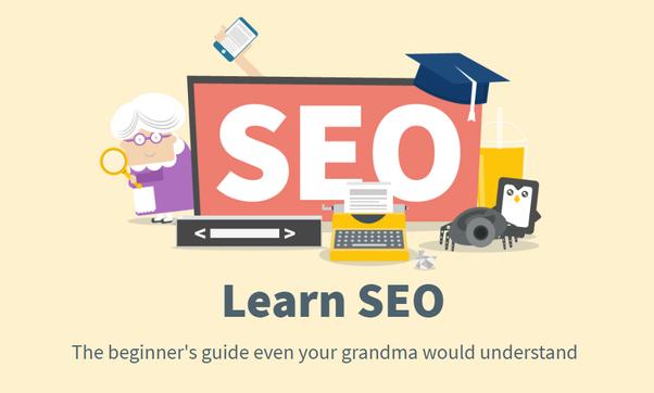 seo tutorial step by step pdf