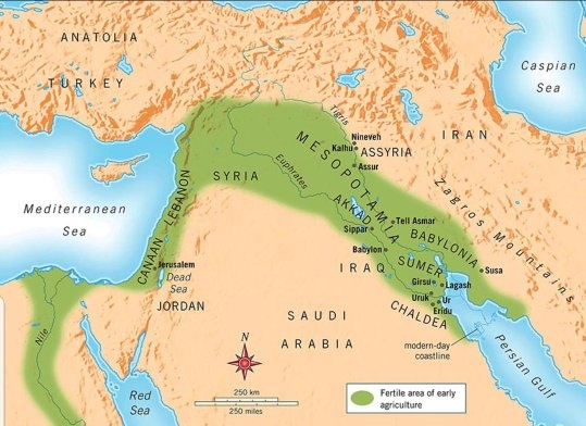 What is meant by Mesopotamian civilization? - Quora