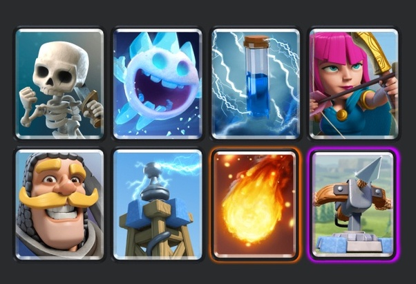 Which Deck Is Best On The Ladder For An F2p Player For The