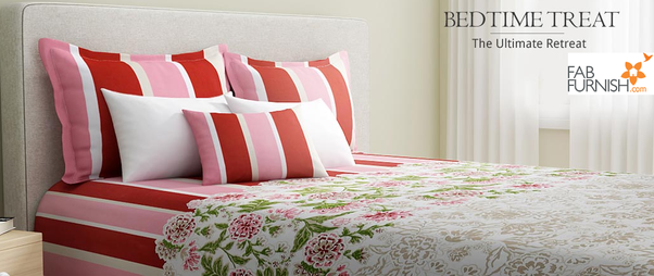 Visit   Bed Sheets U2013 Buy Bed Linen, Designer Bed Sheet Set Online India U2013  FabFurnish.com