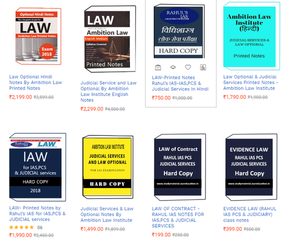 Which books are the best for preparing for judiciary? - Quora