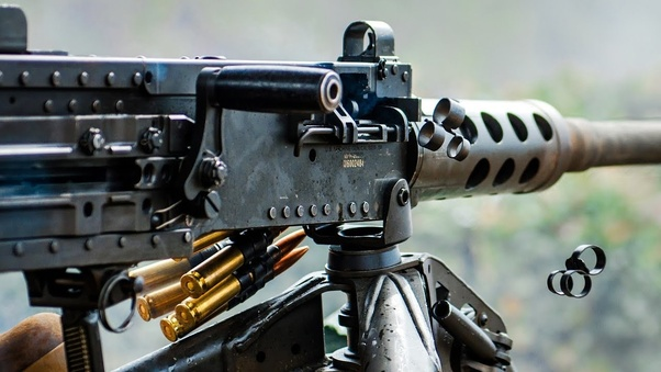 Why Does The Military Still Use A 50 Caliber Heavy