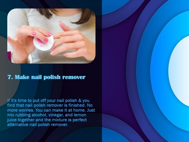 What are some easy and effective nail hacks? - Quora