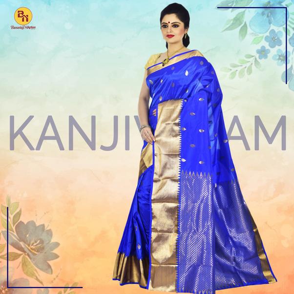 6ce445d466 Buy from exclusive collection of kanchipuram sarees, kanjivaram silk sarees  and kanchi pattu sarees online having various designs, colors and patterns  at ...