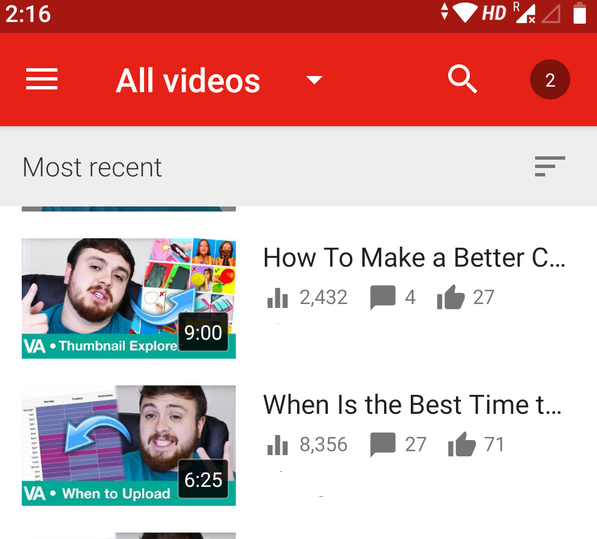 How to add custom thumbnails to YouTube videos on mobile - Quora