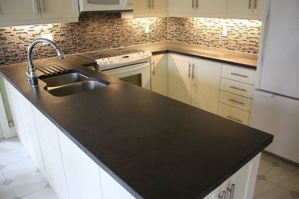 By Its Name Homeowner, Usually Thinks That Colour Of Countertop Would Be  Grey Or Similar To Concrete, But Now A Days The Experienced Contractor Can  Make The ...