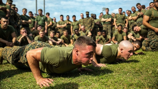 Discover How You Can Become A Royal Marines Commando