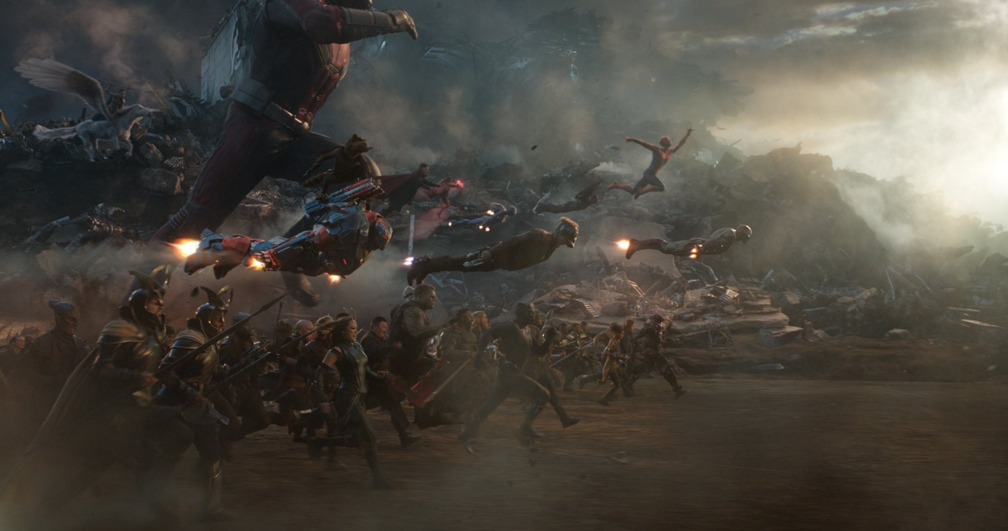 Avengers Endgame How Would The Final Battle Against Thanos Play