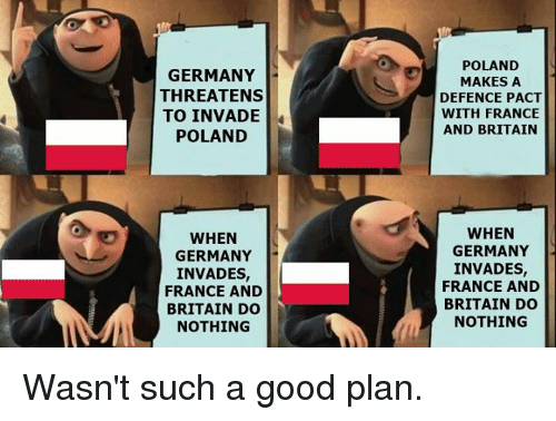 Is There A Reason Why Wwii Officially Starts With The German