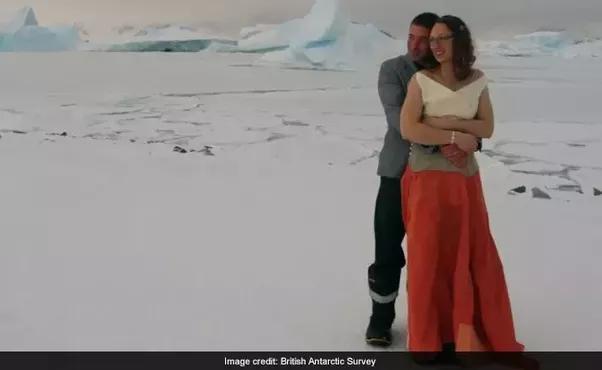 Секс в антарктиде