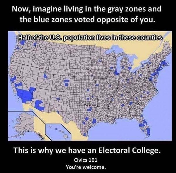 Why Can The Electoral College Override The Will Of The