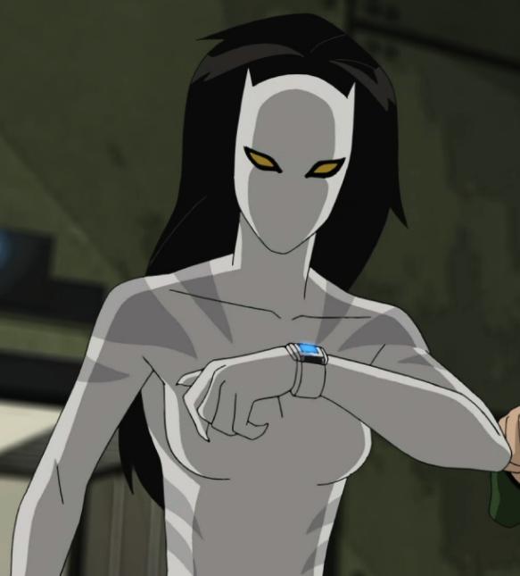 Anime Feet: Ultimate Spider Man: White Tiger
