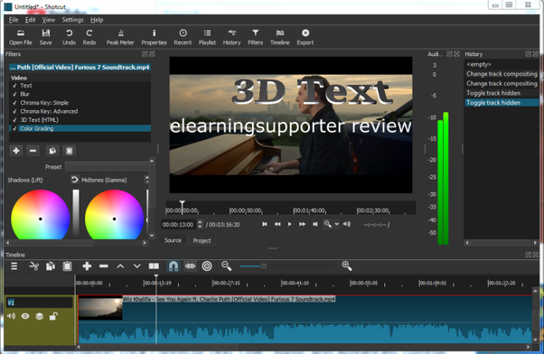 What are some free editing video software for YouTube ...