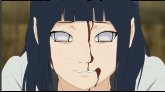 Hinatas Yandere Moment Happened During The Pein Attack When Pein In All Of His Epic Glory Devastated Konoha Hinata Became Antsy That They All Might Die