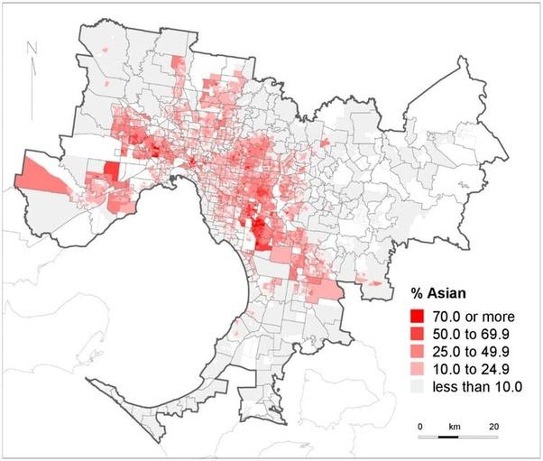 Asian dating sydney australia map