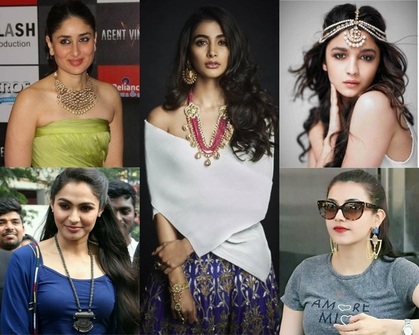 17b526d7f9087 Would you wear Indian fashion jewelry with western wear? - Quora