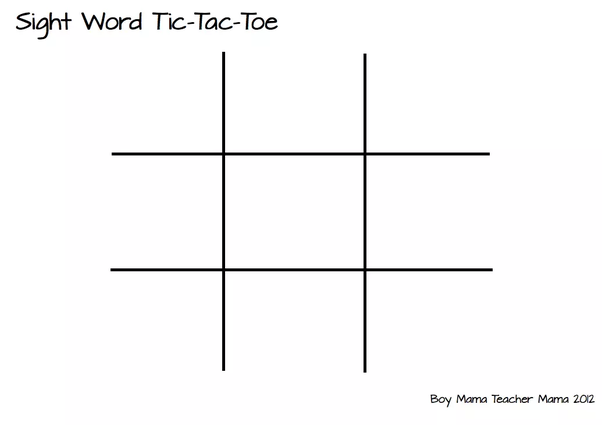 Is there a way to never lose at Tic-Tac-Toe? - Quora